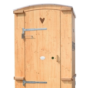 Neues Angebot: EAD vermietet umweltfreundliche Komposttoiletten für private und öffentliche Anlässe