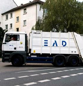 EAD informiert: Terminänderung bei der Abfallentsorgung an den Osterfeiertagen