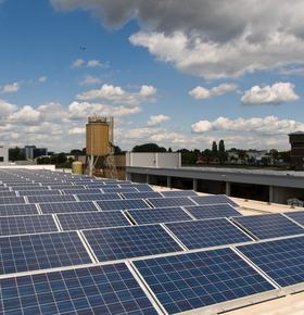 Tag der erneuerbaren Energien am 24. April / EAD informiert über sein Klimaschutzengagement