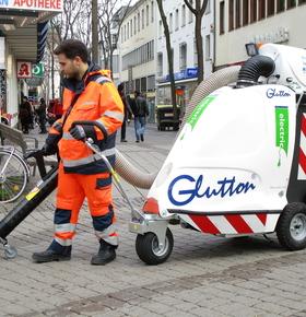 EAD stellt ersten Elektro-Abfallsauger vor