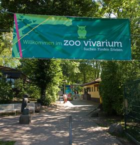 Zoo Vivarium Darmstadt: Außenbereiche ab 8. März wieder geöffnet
