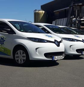 EAD baut Anteil der Elektromobilität in seinem Fuhrpark weiter aus