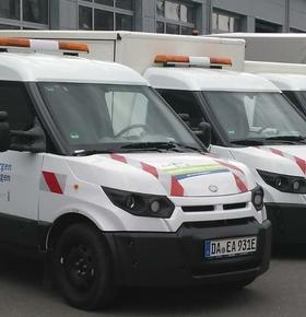 EAD baut Elektromobilität im Fuhrpark weiter aus