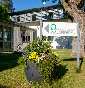 25-jähriges EAD-Jubiläum: Vorstellung des Betriebsbereichs Krematorium Waldfrieden